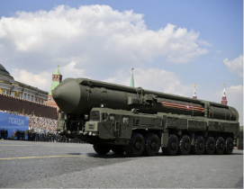 Trump Administration Barreling Toward New Nuclear Arms Race With Russia U.S. NEWS | AUG. 1, 2019